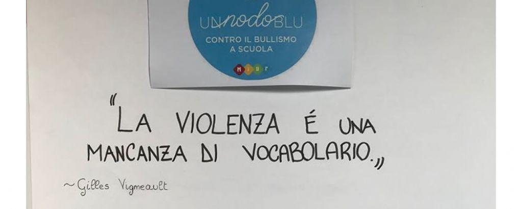 La Violenza è Una Mancanza Di Vocabolario
